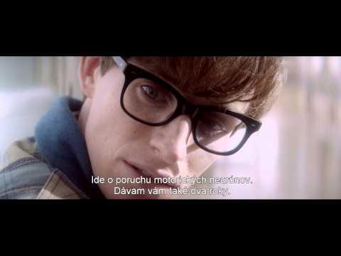 Tip do kina: Životopisný príbeh Stephena Hawking na našich plátnach!