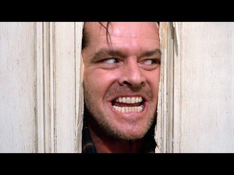 "The Shining (HD) - ""Here's Johnny"" Scene - 720p"