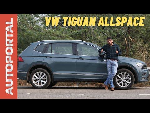 VW Tiguan AllSpace Review - Autoportal