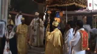 MEMHER MEHRETEAB ASEFA AT DEBRE BISRAT ST GABRIEL ETHIOPIAN ORTHODOX TEWAHEDO CHURCH. Pt.7