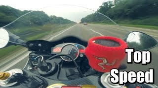 5. Yamaha R6 - Top Speed ★ Acceleration ★ Autobahn ★ In The Rain