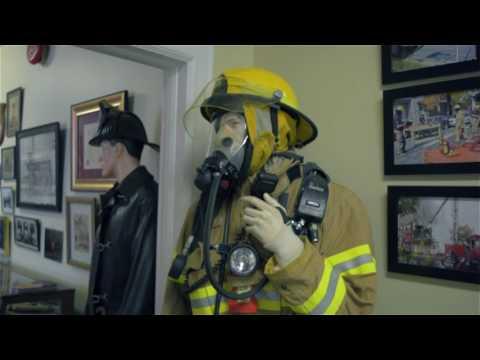 Fire station Montréal No. 30 and respond - Dva Mladí Hasiči