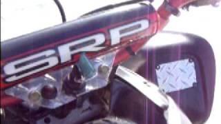 10. Honda TRX450R