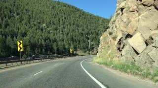 Downtown Denver to Indian Hot Springs