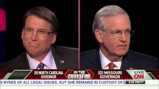 Crossfire: President Obama vs. GOP Governors  (part 1/3)