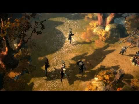 Drakensang Online Official Ingame Trailer #1 | Bigpoint 2011
