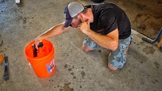 Video Firing A Pistol Submerged In Gasoline... MP3, 3GP, MP4, WEBM, AVI, FLV Desember 2017