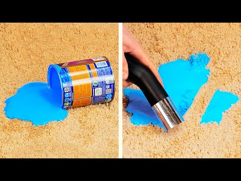 THESE CRAZY HACKS CAN CLEAN YOUR LIFE! 35 Amazingly Cool Tricks and DIY Ideas For Every Home