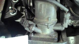 FORD FOCUS 1.6 TDCI TIMING BELT SERVICE SCHEDULE