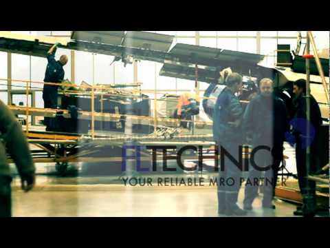 FL Technics – a global provider of tailor-made solutions for aircraft maintenance, repair & overhaul