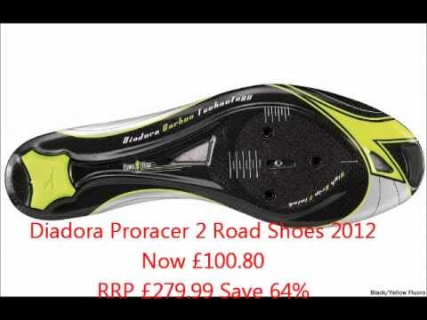 Up to 40% off Diadora Proracer 2 Road Cycling Shoes at Chain Reaction Cycles