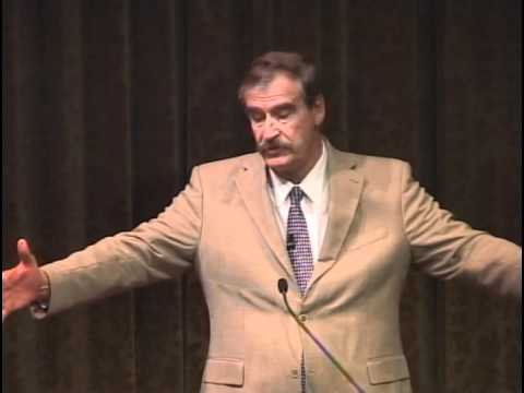 Advancing U.S.-Mexican Relations: Vicente Fox