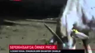 İzmir Seferihisar Dogal Zenginligiyle Dikkat Cekiyor
