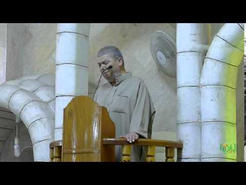 خطبة الجمعة لفضيلة الشيخ عبد الله 26/9/2014