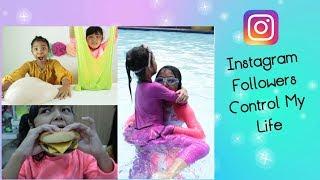 Video INSTAGRAM FOLLOWERS CONTROL MY LIFE  KIDS MP3, 3GP, MP4, WEBM, AVI, FLV Mei 2019