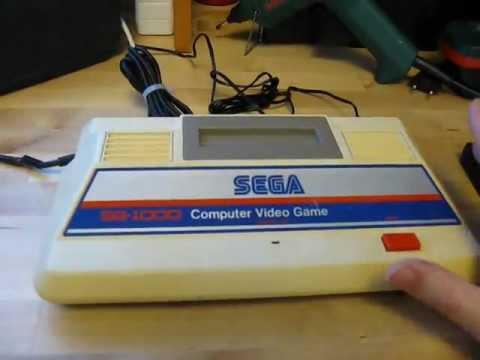 Sega SG-1000 overview