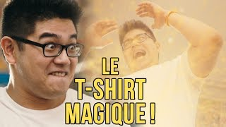 Video LE T-SHIRT MAGIQUE ! - LE RIRE JAUNE MP3, 3GP, MP4, WEBM, AVI, FLV September 2017