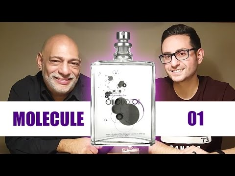 Molecule 01 by Escentric Molecules Fragrance / Cologne Review (видео)