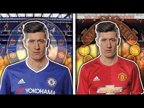Video: BREAKING: Robert Lewandowski In Talks With Chelsea & Manchester United   Transfer Talk