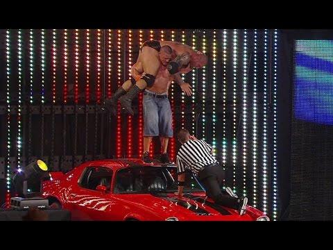 john cena vs batista  | WWE  i Quit Match full show 2016