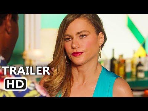 THE FEMALE BRAIN Official Trailer (2018) Sofía Vergara, James Marsden Comedy Movie HD