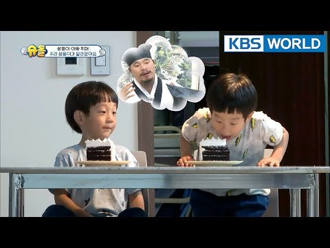 Mission: Guard The Chocolate Cake! Can Twins Wait For It Without Eating? [The Return Of Superman]