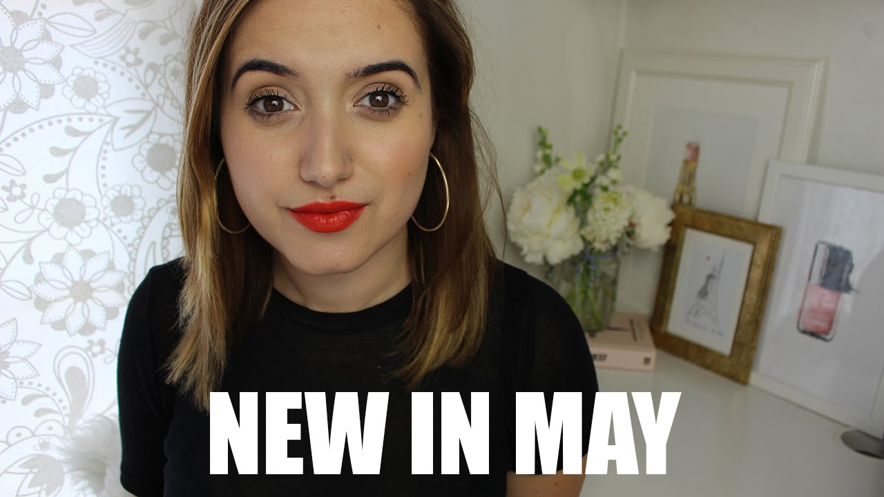 NEW IN: May | A Little Obsessed