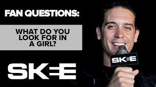 Video G-Eazy Reveals What He Looks For in a Girl MP3, 3GP, MP4, WEBM, AVI, FLV Oktober 2018