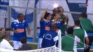 Gol de Everton Ribeiro (Cruzeiro 2x1 Flamengo) no Sportv. O jogo foi válido pela Copa do Brasil na quarta-feira 21 de agosto de 2013.