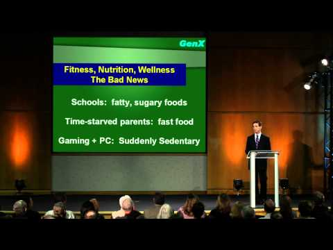Generation X   Fitness, Nutrition, And Wellness   Their Childhood