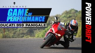 4. Ducati 959 Panigale : Game Of Performance : Episode 3