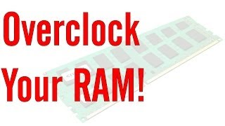 Video How To Overclock Your RAM | Beginners Guide to Overclocking MP3, 3GP, MP4, WEBM, AVI, FLV Februari 2018