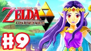 The Legend of Zelda: A Link Between Worlds - Gameplay Walkthrough Part 9 - Ganon Returns! (3DS)