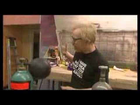 Mythbusters: Fun With Helium and Sulfur Hexafluoride