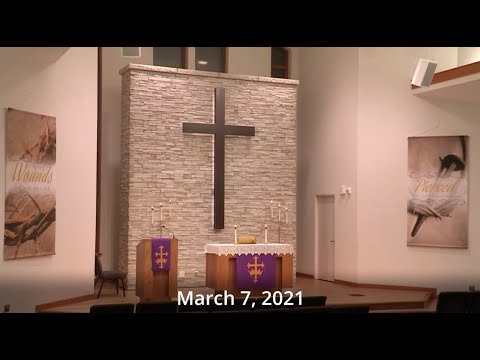 3.7.21 Redeemer Lutheran Maple Grove, MN