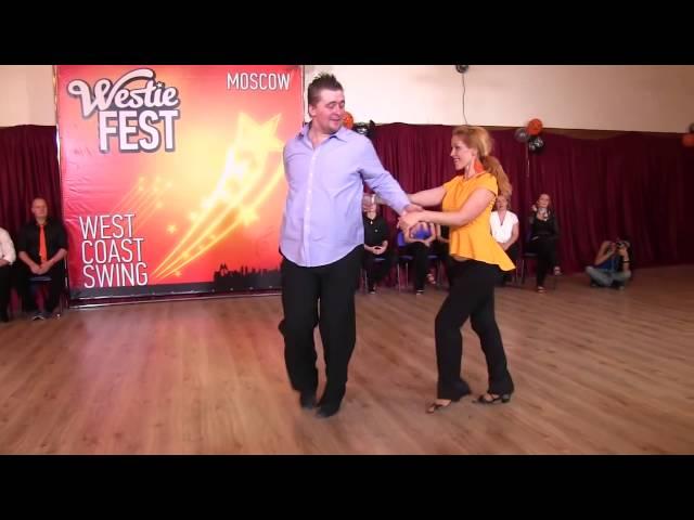 Moscow Westie Fest 2014, Григорьев Алексей-Малафеевская Ольга