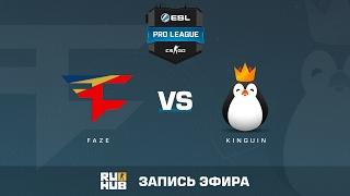 FaZe vs. Team Kinguin - ESL Pro League S5 - de_dust2 [CrystalMay, ceh9]