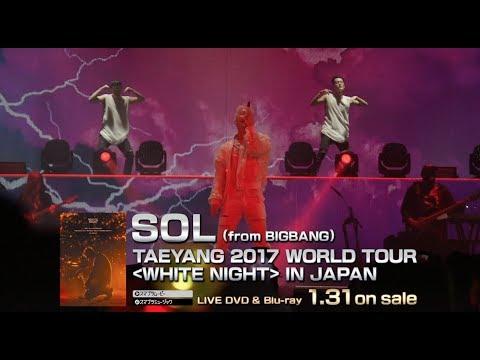 SOL (from BIGBANG) - RINGA LINGA (TAEYANG 2017 WORLD TOUR [WHITE NIGHT] IN JAPAN)