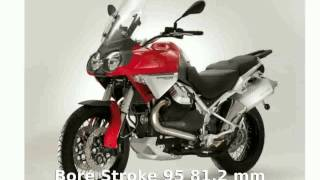 5. Moto Guzzi Stelvio 1200 - Top Speed