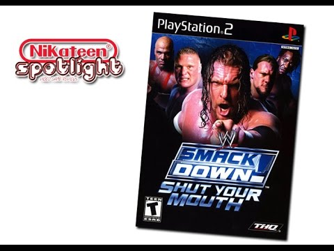WWE Smackdown! : Shut your Mouth Playstation 2