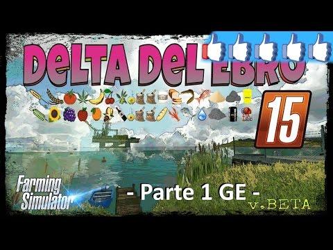 Delta Del Ebro 15 v1.1 Beta