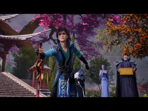Spirit Sword Sovereign Season 4 Episode 13 (113) English Subbed 1080P | Ling Jian Zun