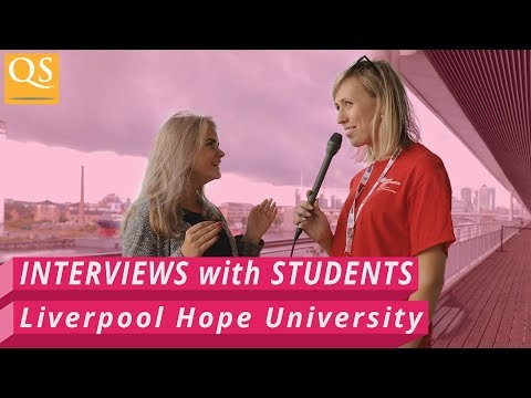 Interview With Izzy K: Film And Media In Liverpool Hope University
