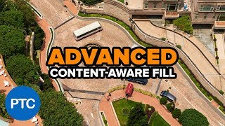 How To Use CONTENT-AWARE FILL in Photoshop - ADVANCED Method