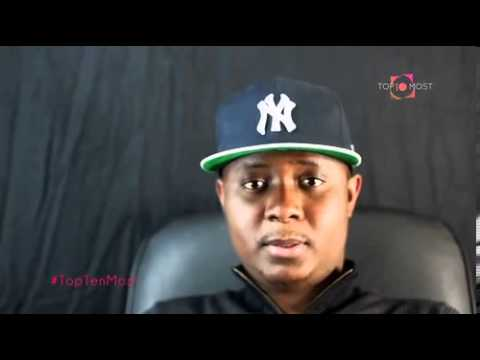 Channel O Top 10 Newsmakers 2013 | Powered by NotJustOk.com