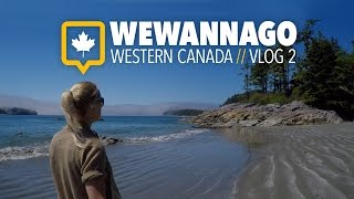 Tofino (BC) Canada  City new picture : Exploring the beaches of Tofino // British Columbia Canada // WEWANNAGO VLOG 2