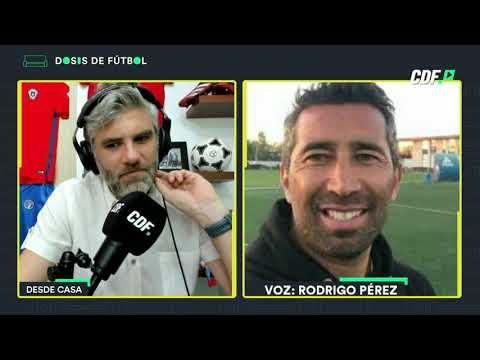 """Rodrigo Pérez recordó a Alexis Sánchez en Cobreloa: """"La personalidad que tenía, no la tenía nadie"""""""