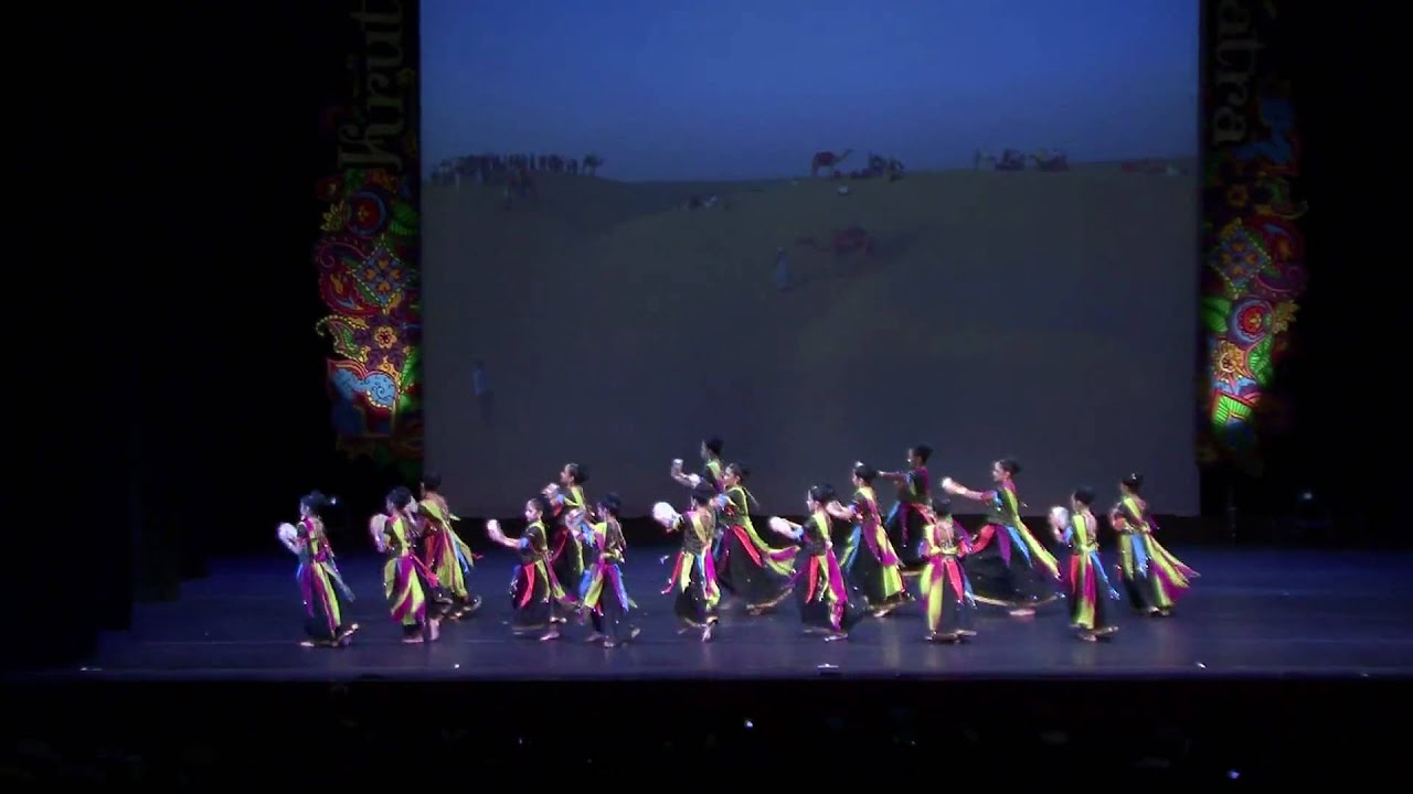 Kruti Dance Academy Concert 2010 – Joban Chalke