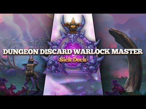 Firebat: Discard Warlock Dungeon Run MASTER (видео)