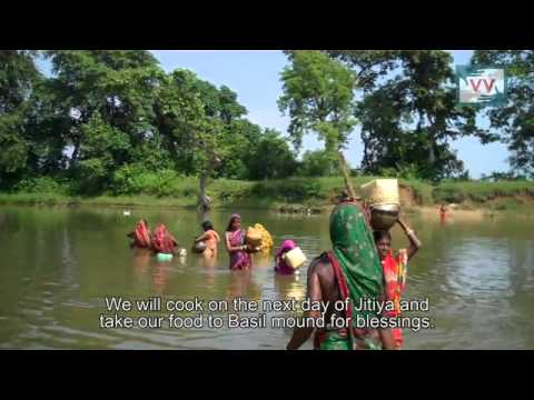 Video With 9 different grains & blessings: an unusual festival for women in northern India download in MP3, 3GP, MP4, WEBM, AVI, FLV January 2017